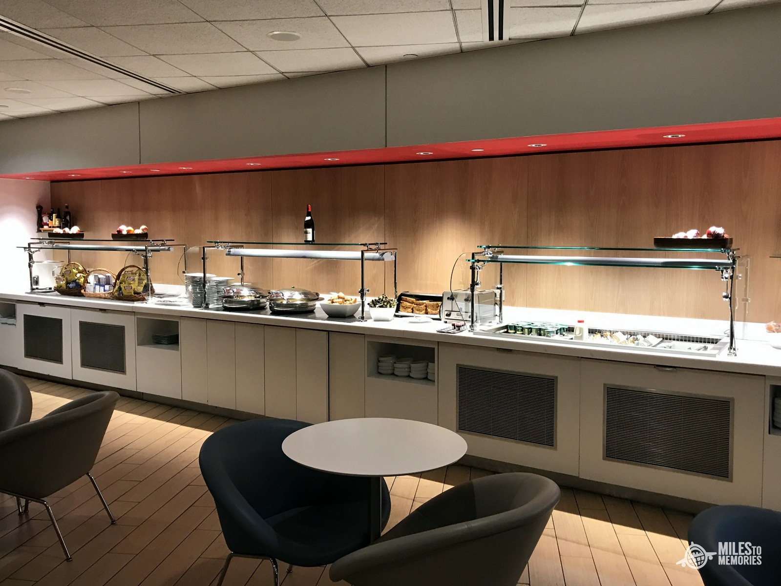 JFK Air France Priority Pass Lounge Access Domestic Flights & Review