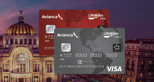 Increased Bonuses on Avianca LifeMiles Credit Cards