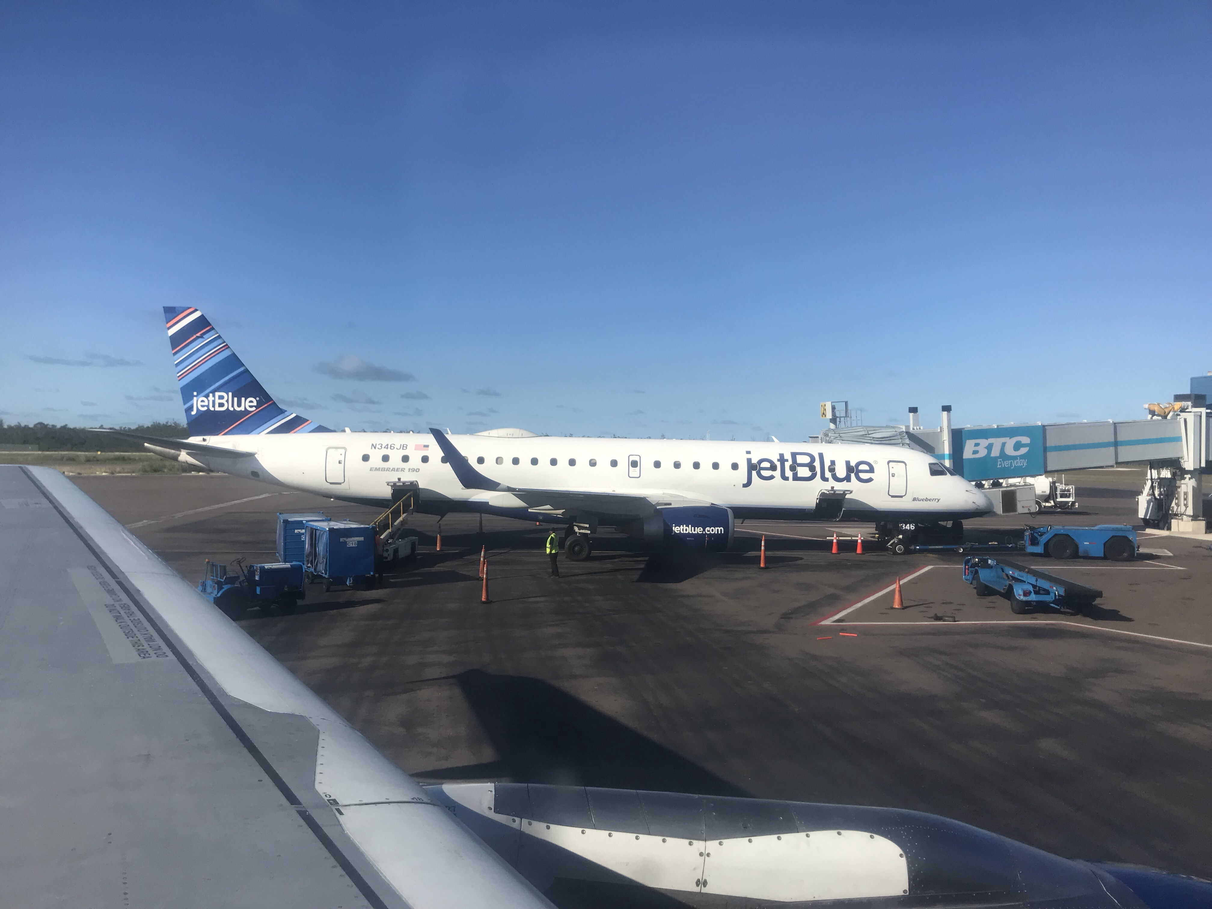 JetBlue Schedule Extended