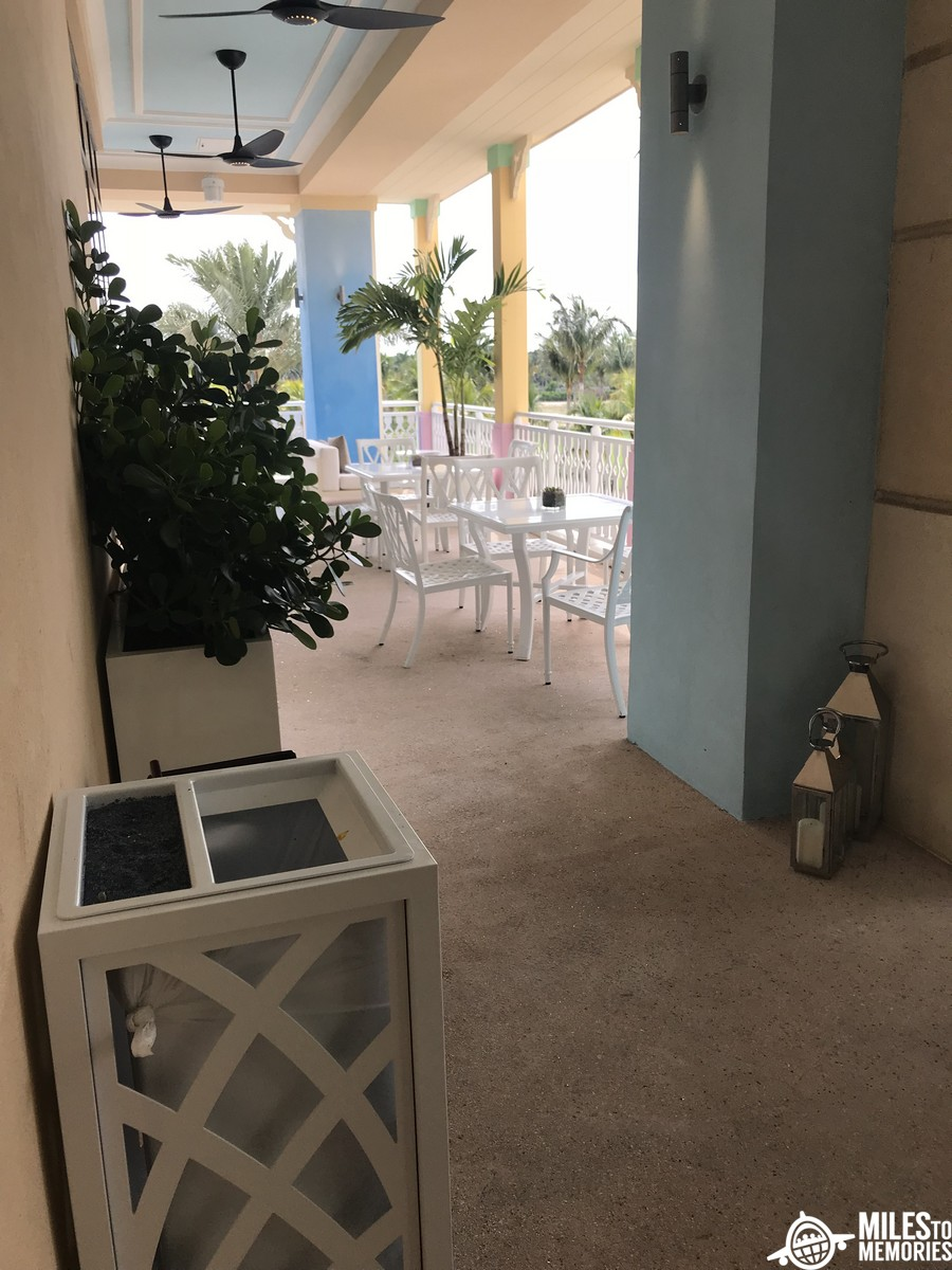 Grand Hyatt Baha Mar Club Lounge Review