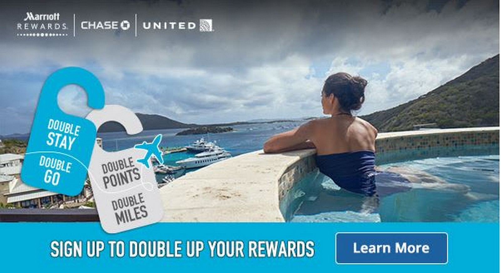 Marriott & United Offering Double Points with Promotion