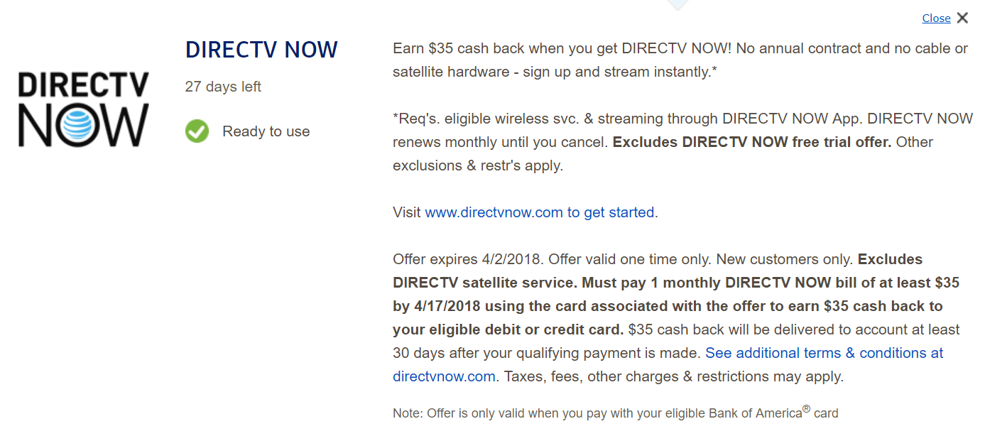 Compare DIRECTV & U-verse TV services. Plans start at just $35/mo. Watch TV, Movies & Sports at Home, or stream TV with our Apps on-the-go.