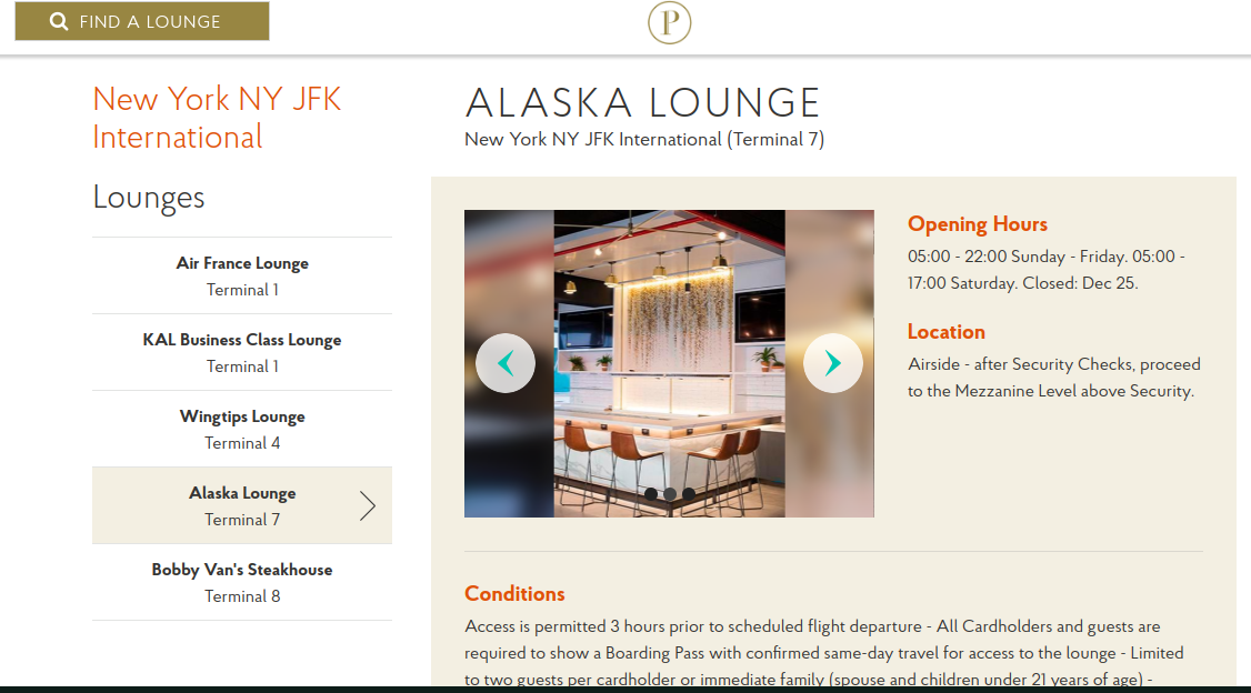 Guide: Priority Pass Airport Lounge Membership