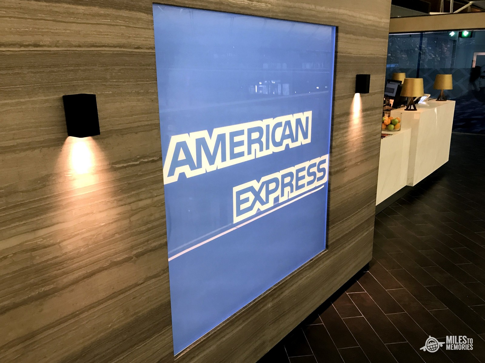 Time To Downgrade American Express logo