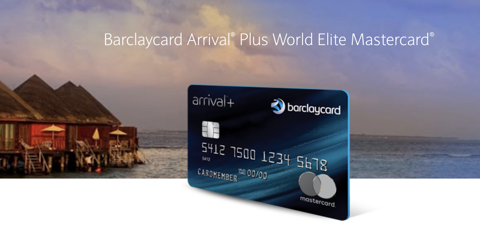 Barclaycard Comparison Arrival Plus or Arrival Premier