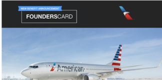 New FoundersCard Benefit: American Airlines Discount