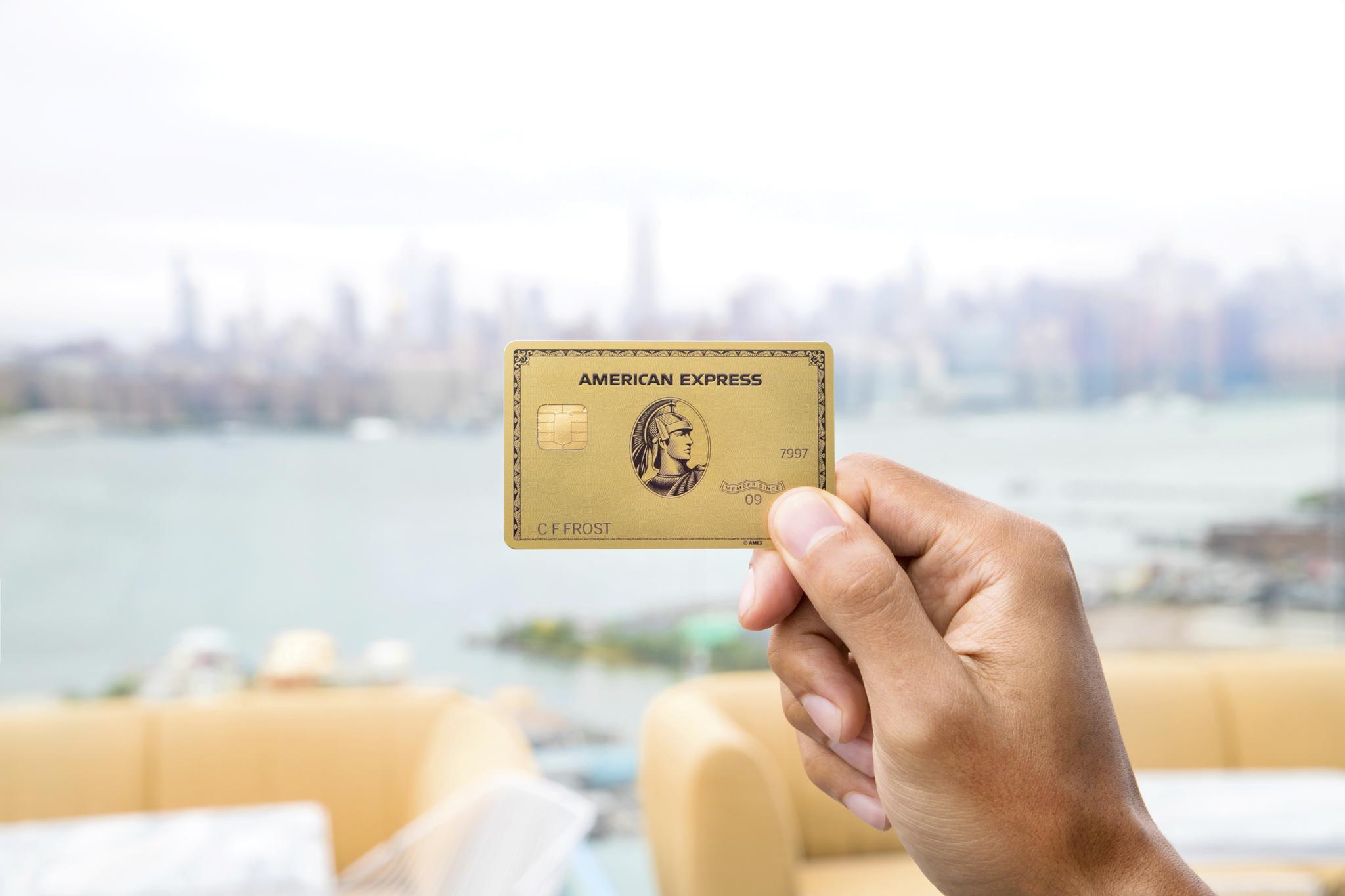 Amex Gold Card 60K referral offer