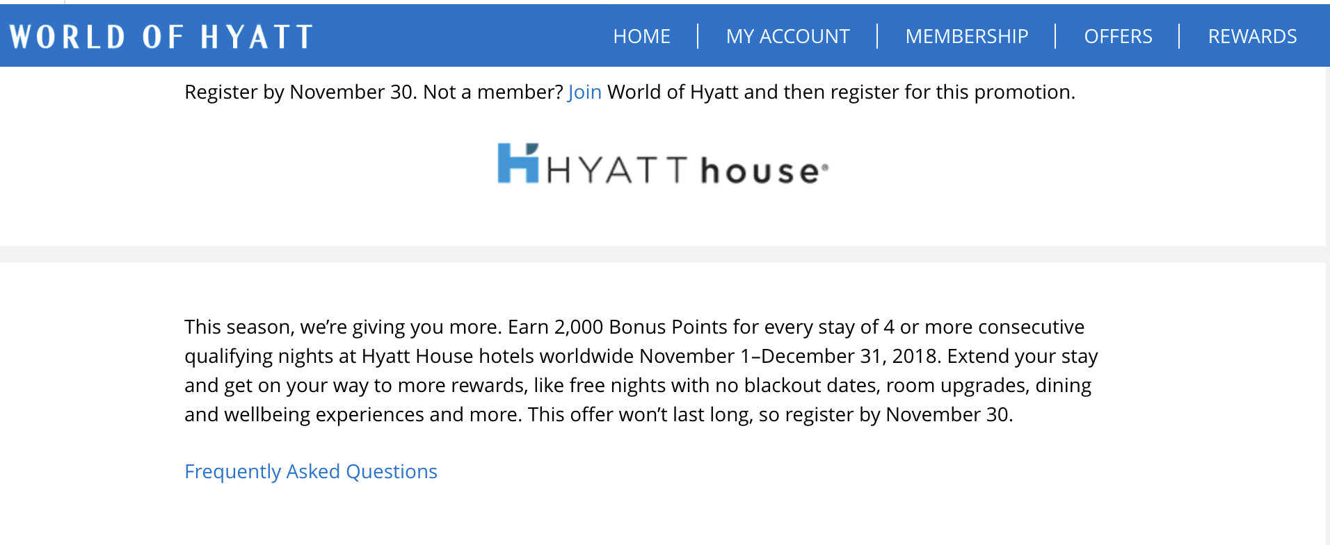 Another Hyatt Promo to Stack with Several Deals