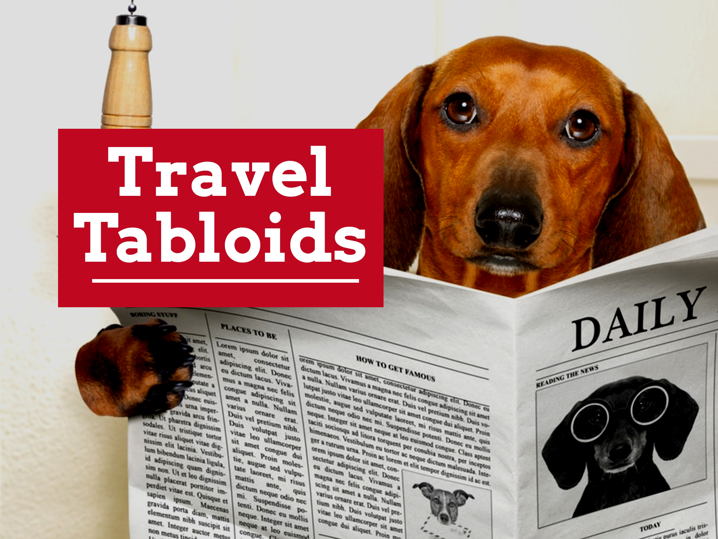 Travel Tabloids