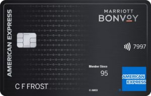Amex Marriott Bonvoy Brilliant