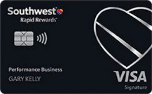 increased offer on the Southwest Performance Business card