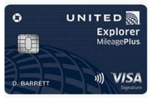 Increased Offer On The United Explorer Card
