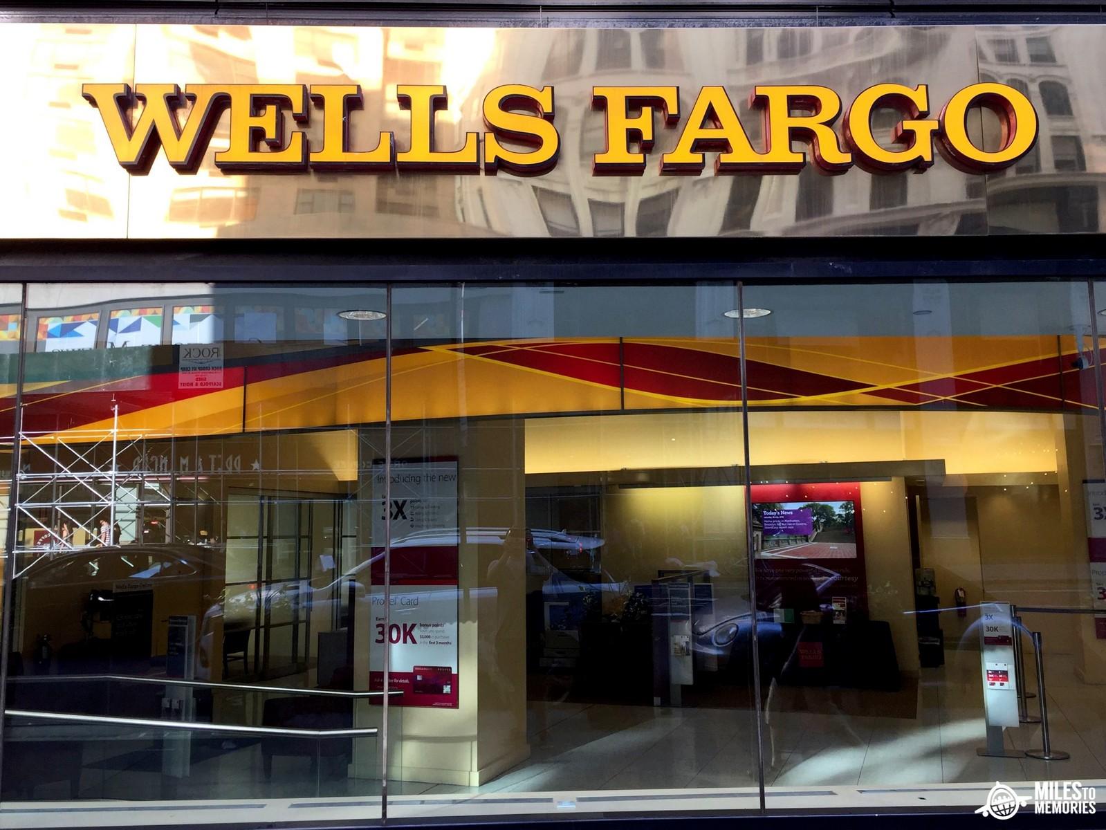 Best Nationwide Bank Bonuses Wells Fargo