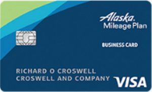 Alaska Airlines Business Card Offer