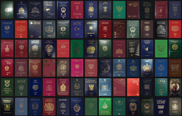 Find Out Visa Rules for Every Country, For Your Passport - Miles to