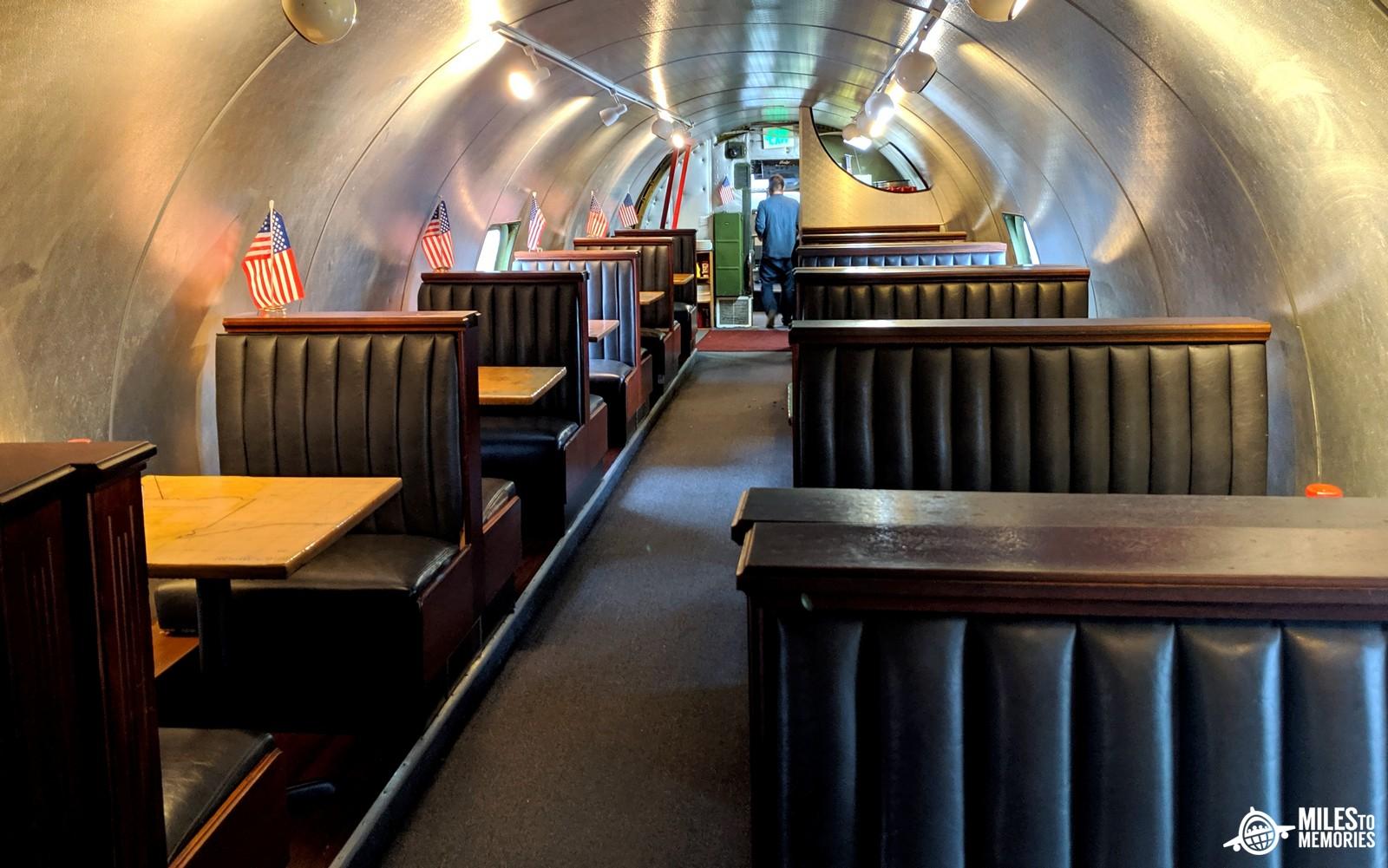 The Airplane Restaurant Colorado Springs Review