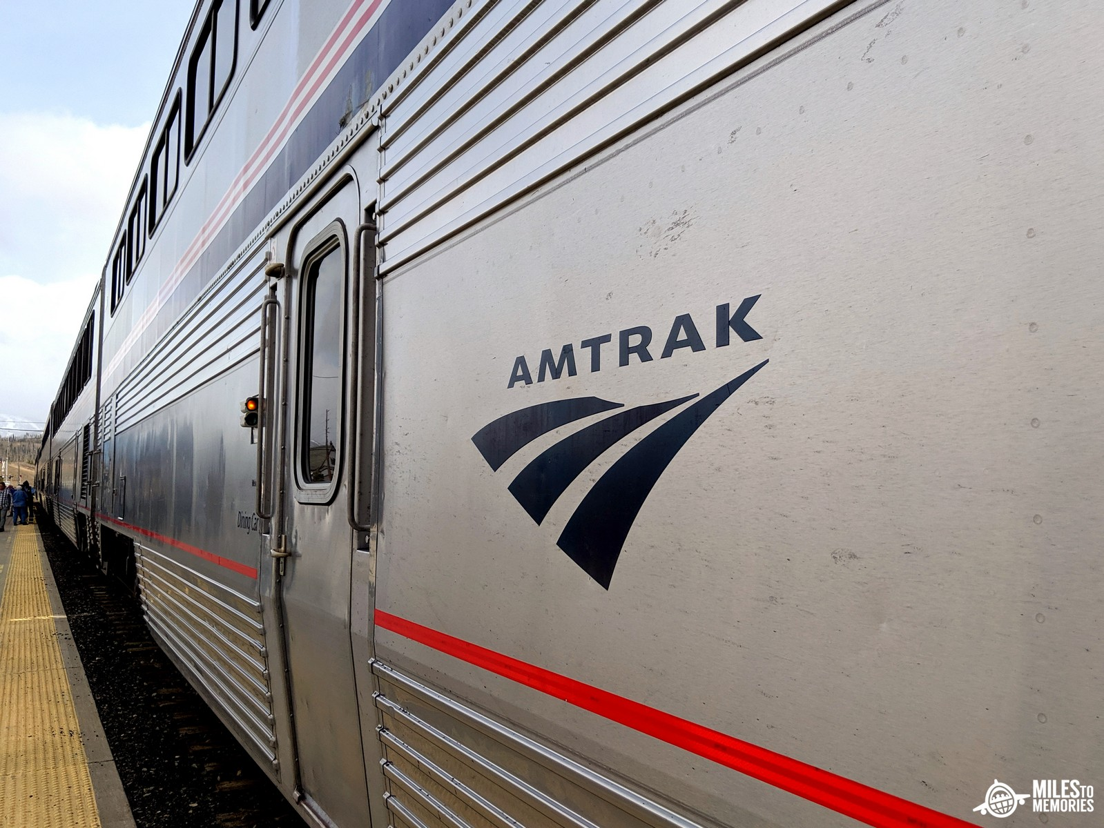 Amtrak 50% Off Sale