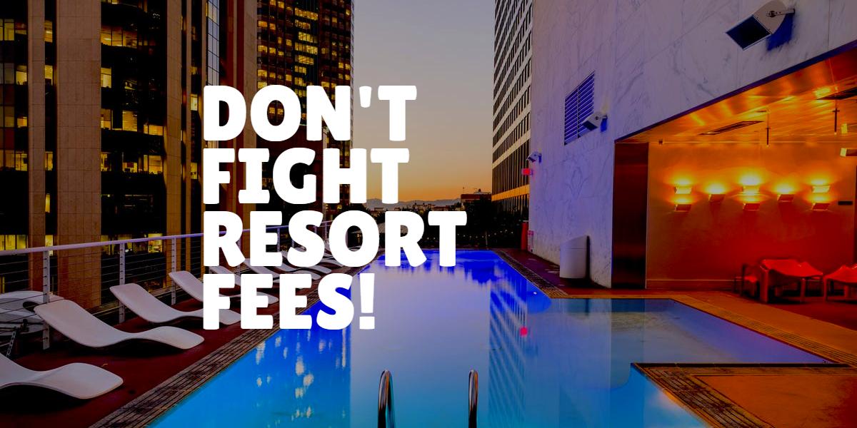 Resort Fee Solution