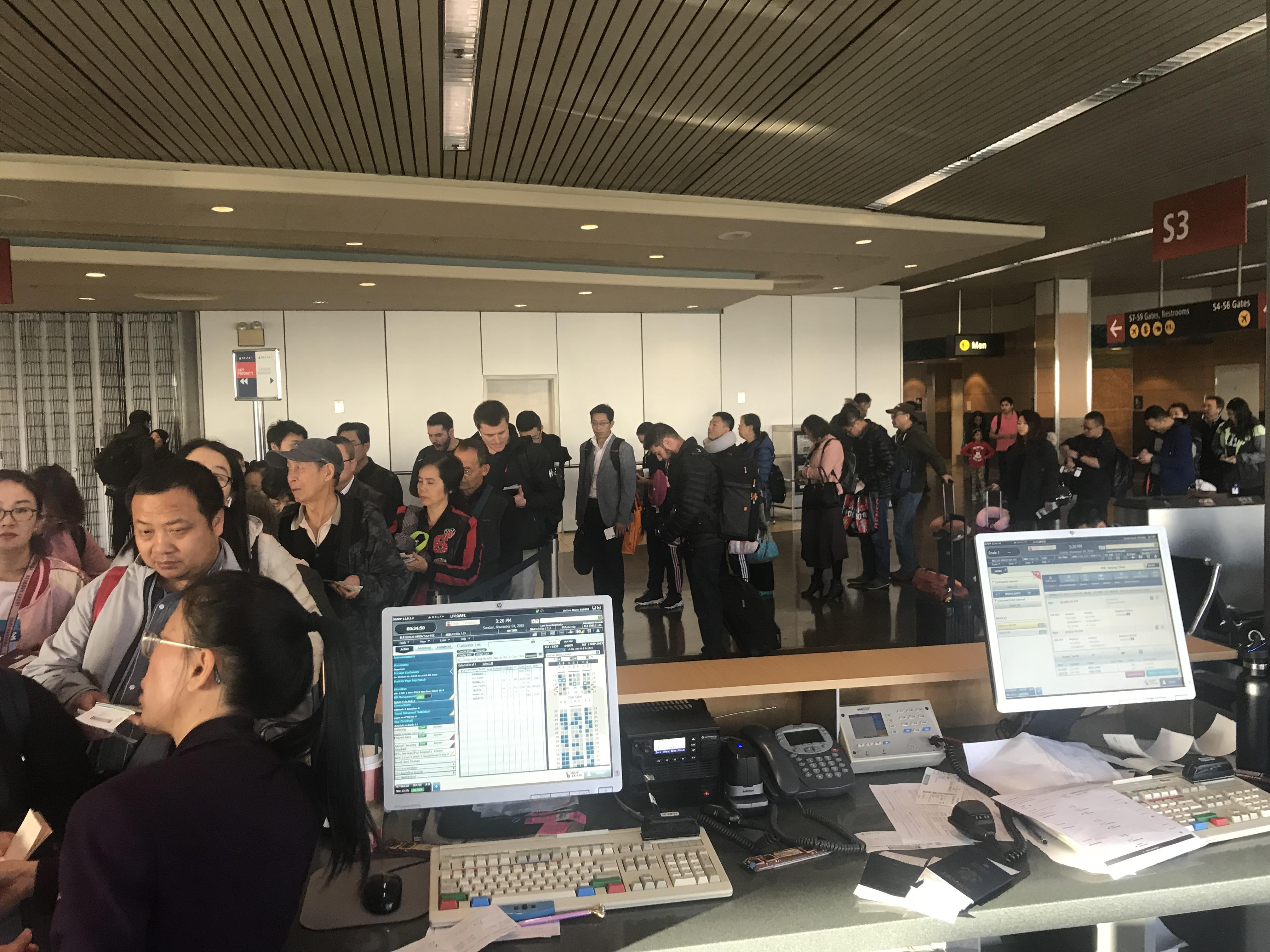 beijing transit without visa line
