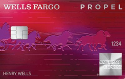 Wells Fargo Propel American Express Card offers cell phone insurance