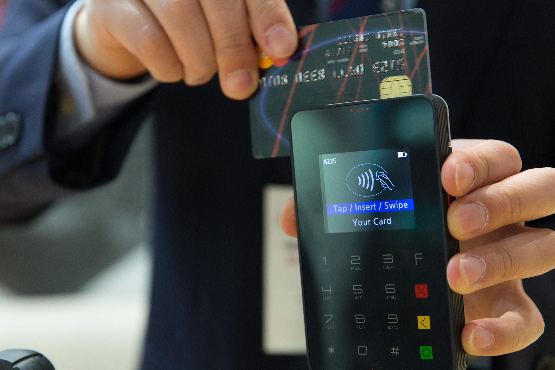 Best credit card for mobile payments