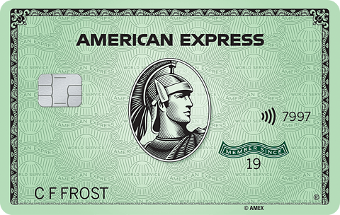 Amex Green Card offer with No Lifetime Language