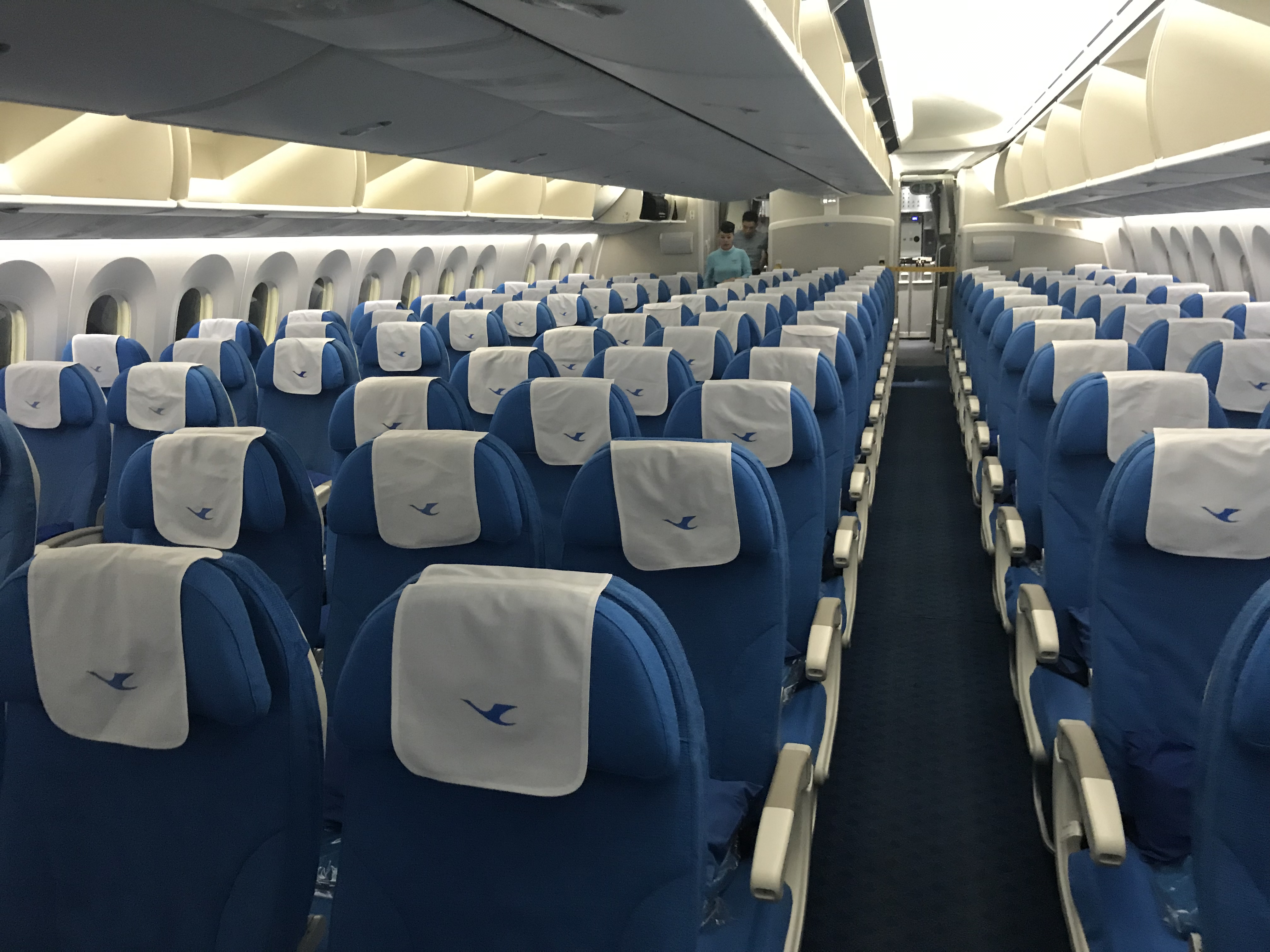 is flying business class worth it