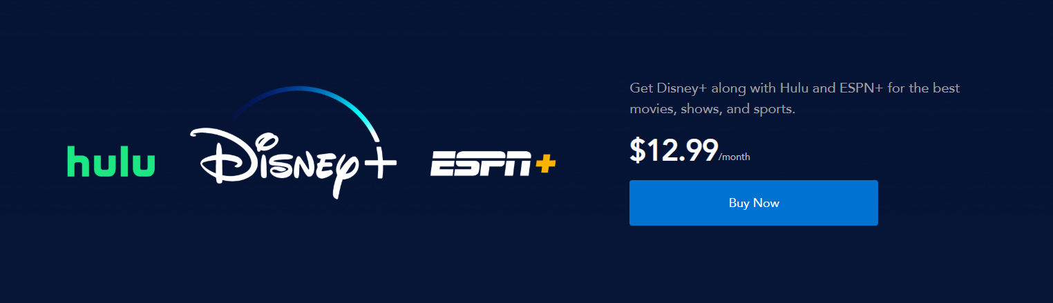Save on a Disney Plus Subscription
