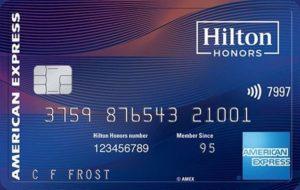 Use the Hilton Aspire Card from Amex to get Hilton Diamond status automatically