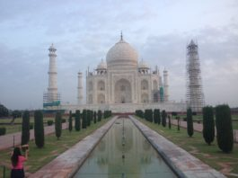 Visit the Taj Mahal using Ultimate Rewards points from Chase