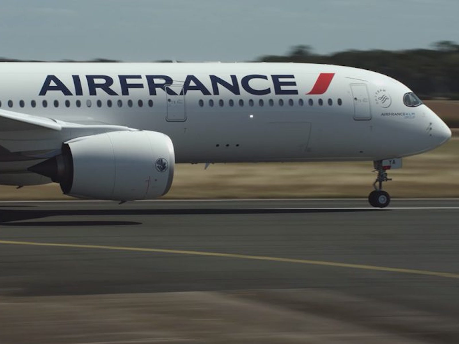 Air France Business Class Review: A350 From Paris to São Paulo