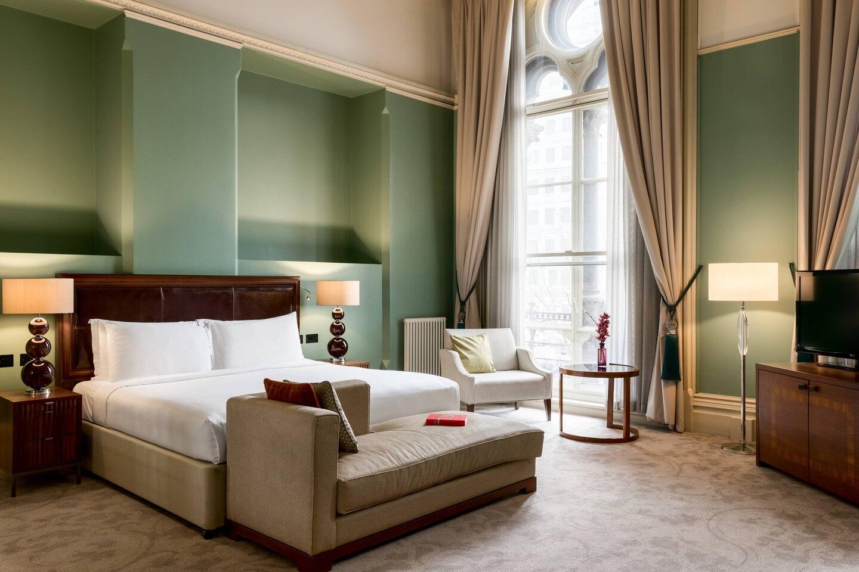 best category 6 marriott hotels