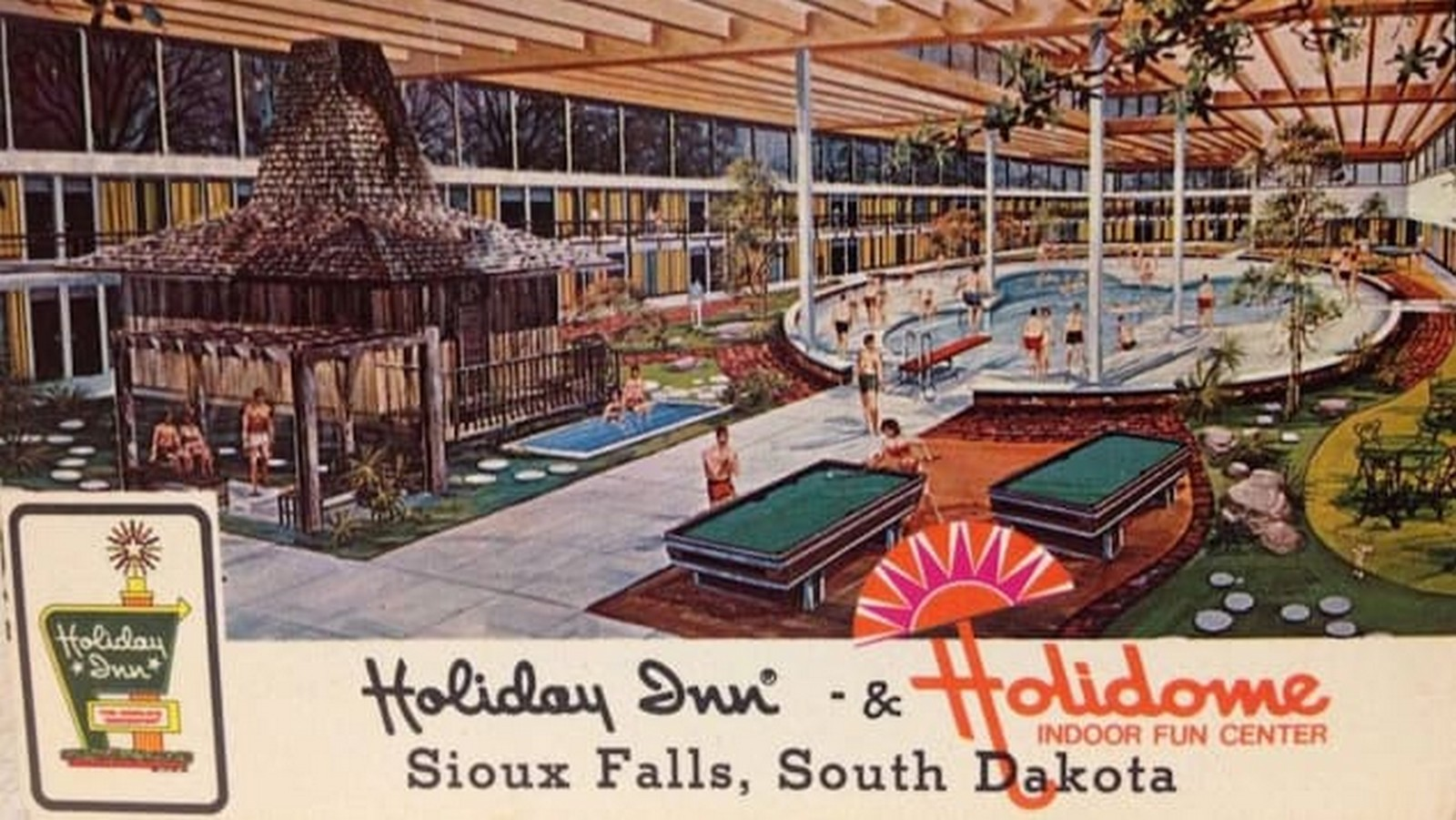 What Happened To The Holiday Inn Holidome