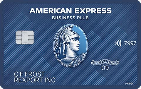 Amex Blue Business Plus Card Welcome Bonus