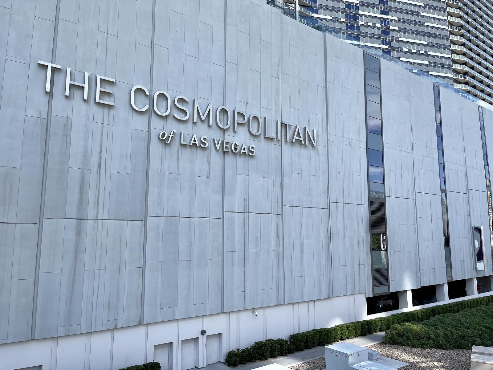 Cosmopolitan Las Vegas Sold