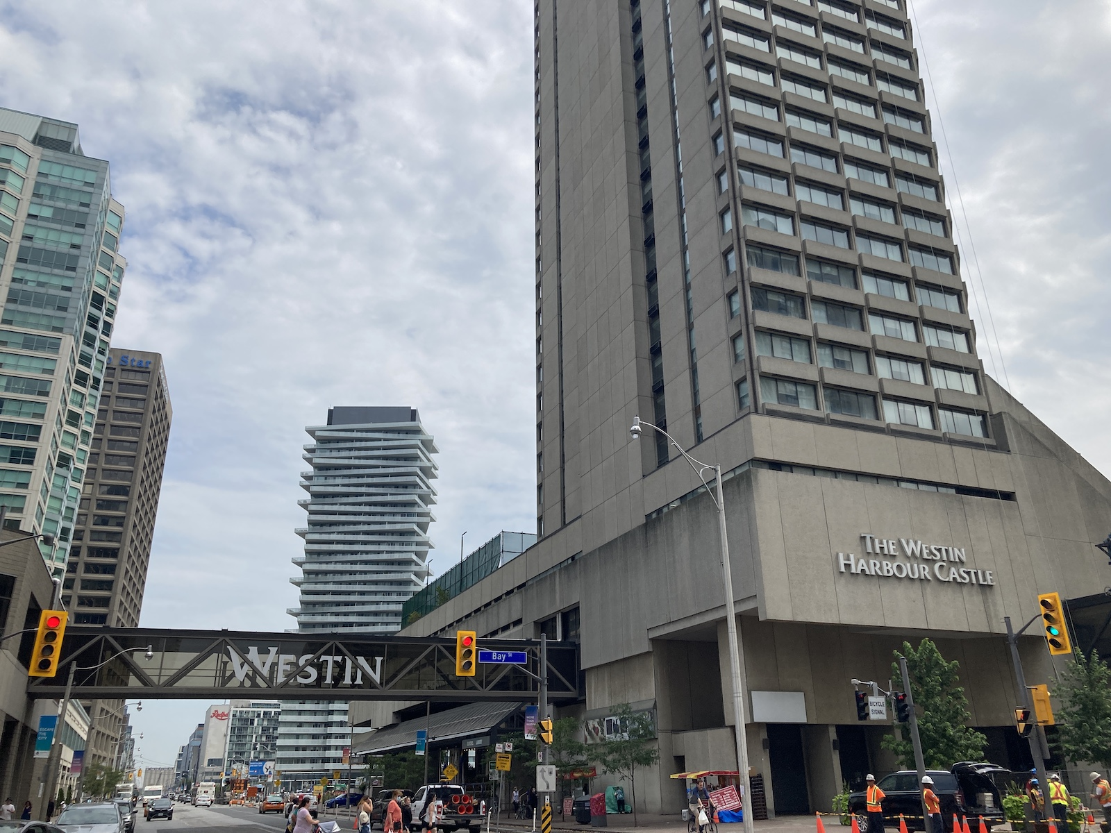 Westin Harbour Castle Toronto Review – It Needs Some Work